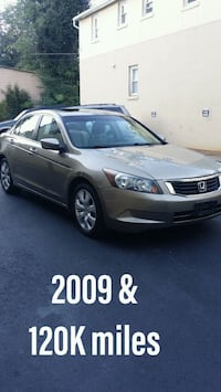2009 Honda Accord EX 45 km