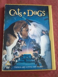 Dvd Cats and Dogs