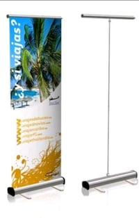Banner poster stand  Toronto, M8W 1L7