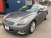 *EXTRA LOW MILES* 2014 INFINITI Q60 AWD Coupe *ONE OWNER* Des Moines