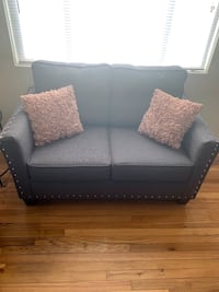 Grey 2-seat sofa Suitland, 20746