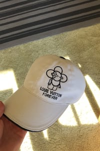 Authentic Louis Vuitton hat North Vancouver, V7R 3K8