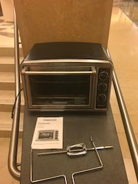 Faberware Toaster Oven Convection Oven