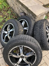 tires for winter 185/65 15 R Michelin brand .like  Laval, H7T 1L6