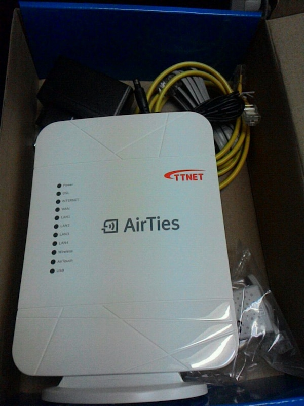 Airties air5650v3 vdsl. Fiber modem