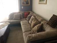 Sectional sofa great condition  Weston, 33326