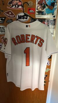 Brian Roberts Orioles Jersey Halethorpe, 21227