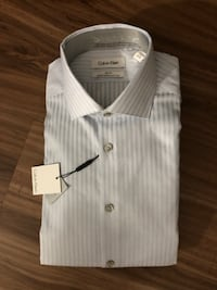 New with Tags Calvin Klein Steel dress shirt Vancouver, V6C 2V6