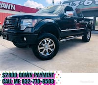 Ford - F-150 f×4 - 2011 $2800 DOWN PAYMENT Houston