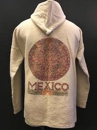 Vintage Drug Rug Mexican Poncho Groveport, 43125