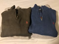 Men sweaters size M Rockville, 20851