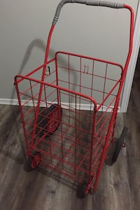 Metal grocery cart Kitchener, N2E 2S6