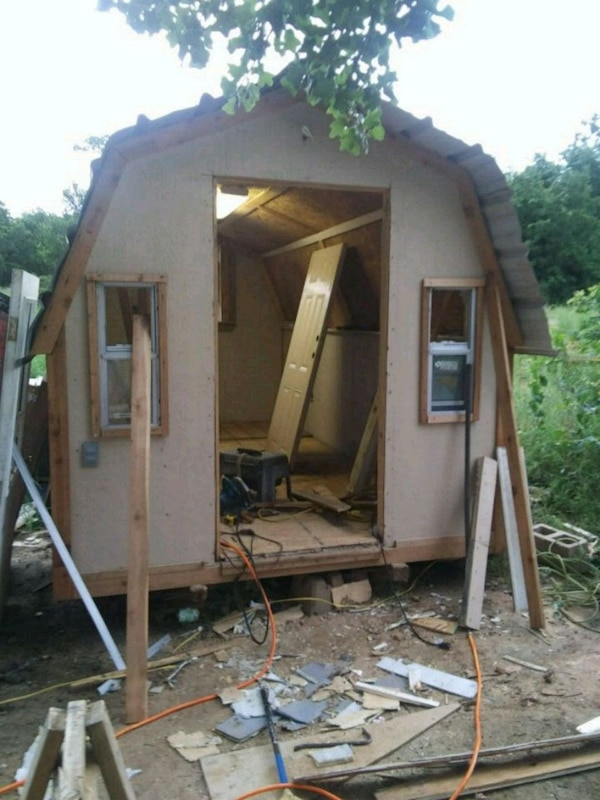 Used Portable portable storage building for sale in ...