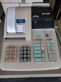 Sharp cash register  Toronto, M9W 6Z7