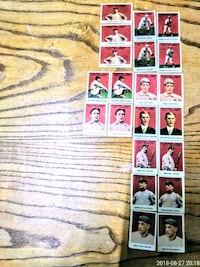 assorted baseball player trading cards 571 mi