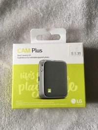 Lg cam plus brand new in box Hamilton, L9B 1W0