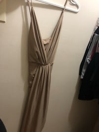 Crisscross long dress Kitchener, N2N 2G4