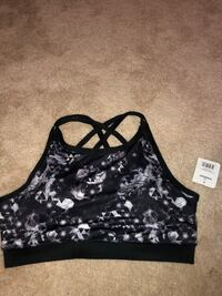 New with tags Sports bra size large Gaithersburg, 20878