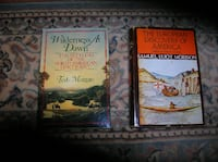 Two (2) Books about the European Discovery/Settling of America Springfield