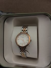 Fossil watch Brand new in box never worn