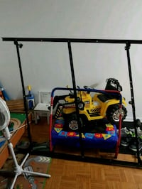 Qeen size bed frame  Toronto, M1R 1R2