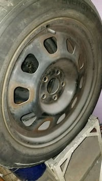 """17"""" tires with rims  Windsor, N9B 3K3"""