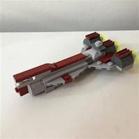 Lego Star Wars Republic Frigate #30242