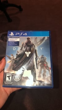 Destiny sony ps4 game East St. Paul, R2E 1J6