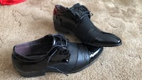 Brand new never been worn. Leather men's shoes. Bought for $145.00 asking $50.00 Winnipeg, R2H 2M6