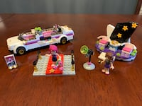 LEGO Friends Popstar Burlington
