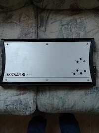 Kicker ZX M700.5 Amplifier Virginia Beach, 23462