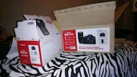 Canon EOS Rebel T6 Digital Camera Canon with kits  Toronto, M3J 3R3