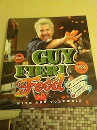Guy Fieri Food book London, N6A 2T9