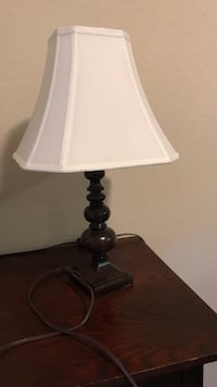 black and white table lamp Greenville, 29607