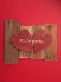 Hearts of happiness Pallet Wood Royston, 30662