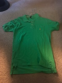 Polo Ralph Lauren Green & Orange Columbia, 21044