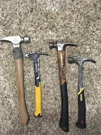 Hammers for sale Nanaimo, V9S 5T9