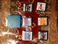 assorted Nintendo DS game cartridges Toronto, M9R 1S8