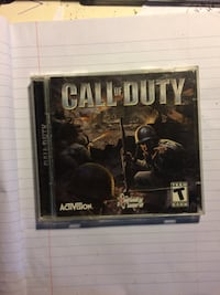 Call of Duty 1 (PC) Sainte-Julie, J3E 1W9