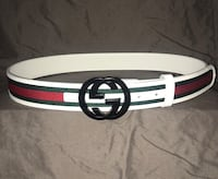 White Gucci Belt Calgary, T1Y