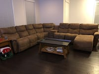 Custom LA-Z-BOY sectional with chaise lounge Ashburn, 28303