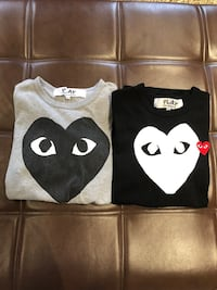 Comme Des Garcons (CDG Tshirts) Laval