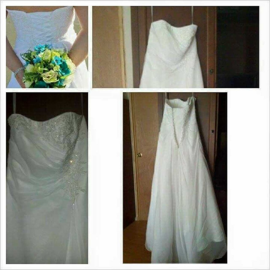 Used wedding dress for sale in jefferson for Wedding dress for sale used