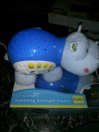 Soothing Starlight Hippo Weslaco, 78596