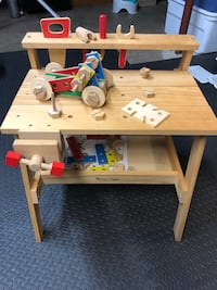 Melissa & Doug Toy Workbench
