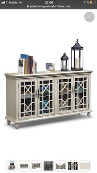 Console and/or buffet cabinet Tampa, 33611