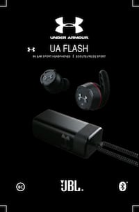 JBL earbuds Under Armor edition