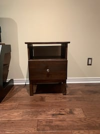 Bedside Table  Newmarket, L3X 3C5