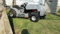 white and black ride on mower Semmes, 36575