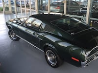 Ford - Mustang - 1968 Woburn, 01801